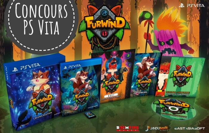 Concours PS Vita Furwind