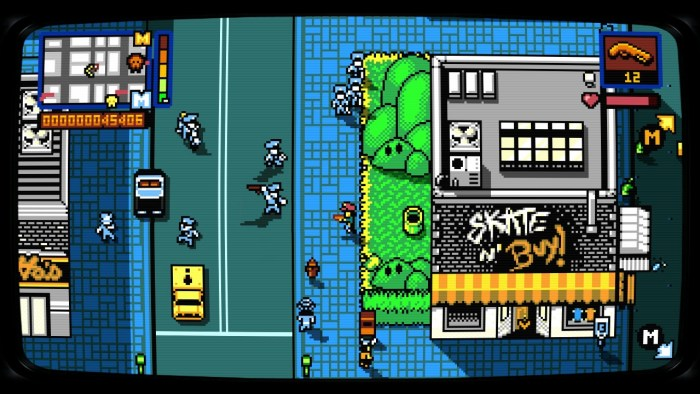 Retro City Rampage DX PS Vita