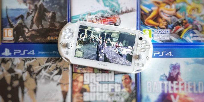 [Guide] Comment utiliser le Remote Play PS4 sur PS Vita et PSTV ?