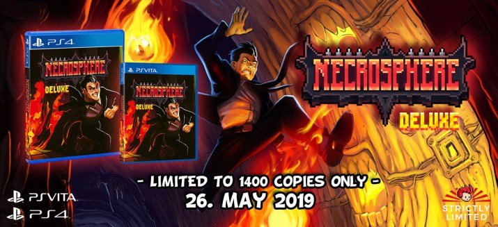 Necrosphere Deluxe PS Vita