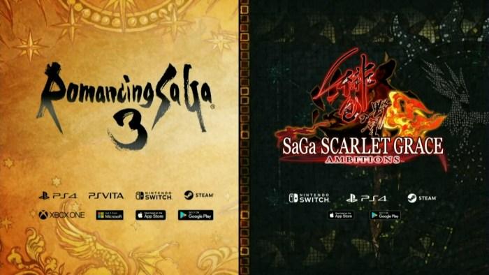 Romancing SaGa 3 PS Vita