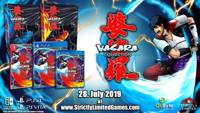 Vasara Collection Strictly Limited PS Vita