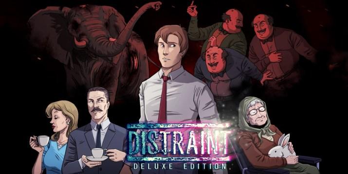 [Test] DISTRAINT: Deluxe Edition, terreur et culpabilité sur PS Vita