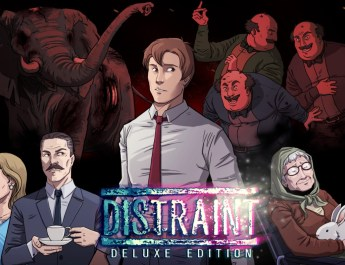 Distraint PS Vita