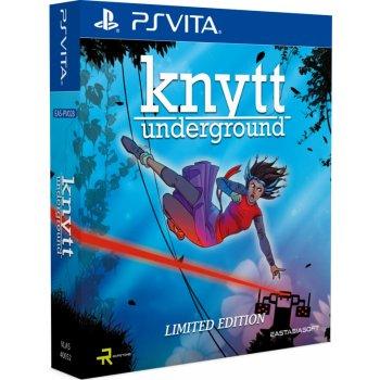 Knytt Underground PS Vita édition limitée