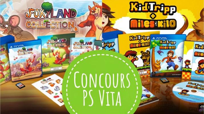Concours PS Vita