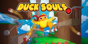 Duck Souls+ test & avis PS Vita