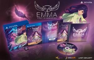 EMMA: Lost in Memories en édition physique limitée sur PS Vita
