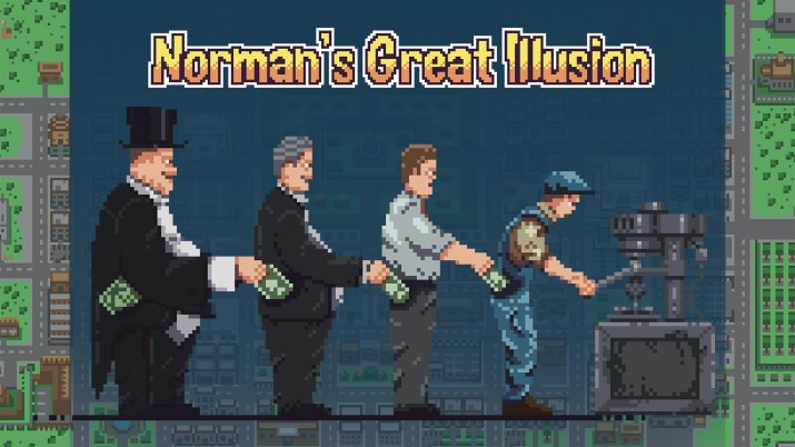 [Test] Norman's Great Illusion, le prix du travail sur PS Vita