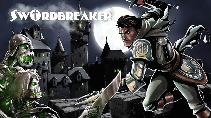 Swordbreaker PS Vita
