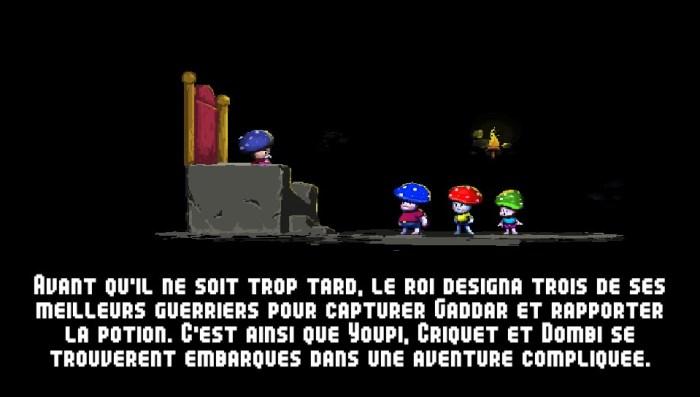 Mushroom Heroes - Test PS Vita