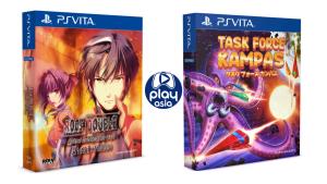 Root Double et Task Force Kampas en précommande le 10 septembre sur PS Vita