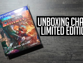 [Unboxing] Chasm Limited Edition