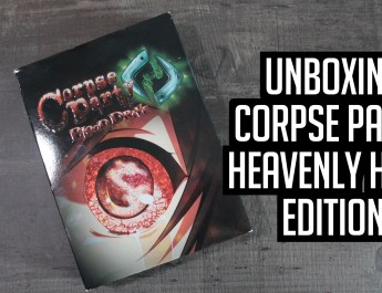 [Unboxing] Corpse Party Blood Drive Heavenly Host Edition