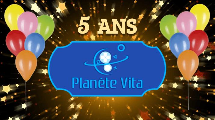 Les 5 ans de Planète Vita