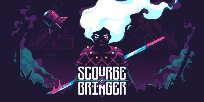 ScourgeBringer arrive prochainement en édition physique limitée sur PS Vita
