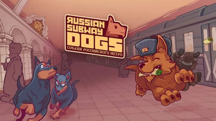 Russian Subway Dogs PS Vita
