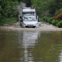 Pluies diluviennes, inondations et crues en France - Mai 2016