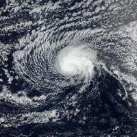 Tempête tropicale Darby en approche de Hawaï (Pacifique central)
