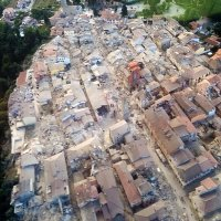 Puissant séisme de magnitude 6.2 en Italie (août 2016)