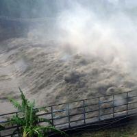Le typhon Megi s'est abattu sur Taiwan causant au moins 4 morts et 160 blessés