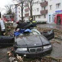 La tempête Emma secoue une partie de l'Europe