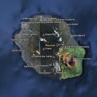 """Eruption """"imminente"""" du Piton de la Fournaise (île de la Réunion)"""
