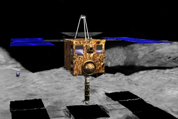 What is MUSES-C: Hayabusa JAXA Spacecraft Missions in Space