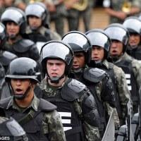 Brazil set up Amazon-Police !.