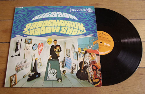 Harry Nilsson - Pandemonium Shadow Show
