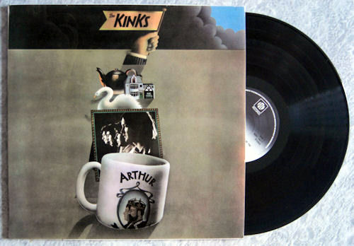 The Kinks - Arthur or The Decline Of The British Empire