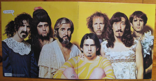 Frank Zappa & The Mothers Of Invention - We're Only In It For The Money
