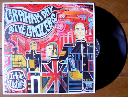 Graham Day & The Gaolers - Triple Distilled