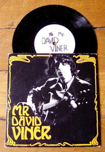 Mr David Viner - Where The Posies Grow / My Baby (Woo-hoo song)