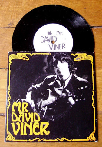 Mr David Viner - Where The Posies Grow / My Baby (Woo-hoo song)