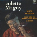 COLETTE MAGNY – Colette Magny EP