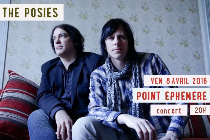 The Posies - concert