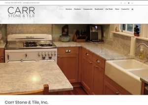 Carr Stone & Tile fabricator, installer, and importer of tile and natural stone.