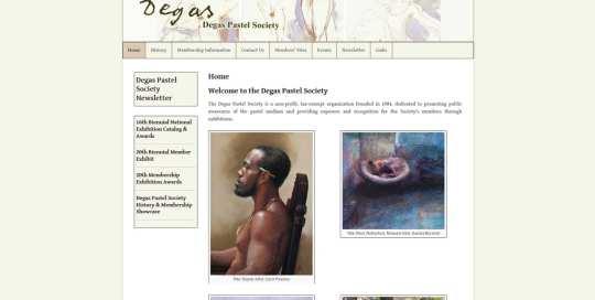 Degas Pastel Society