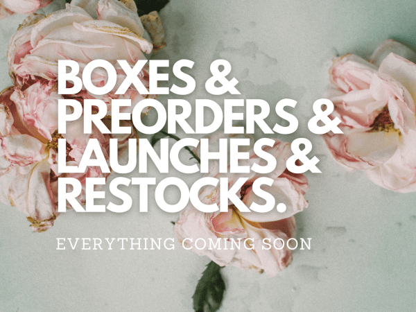 January 2021 – Everything Coming Soon