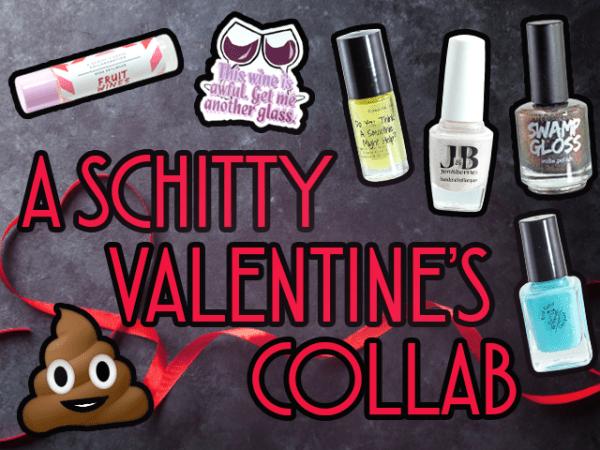 A Schitty Valentine's Collab