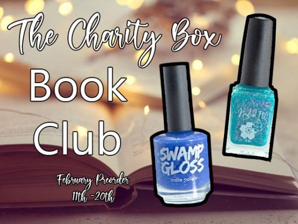 The Charity Box – Book Club – February 2021