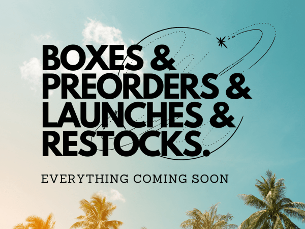 August 2021 – Everything Coming Soon