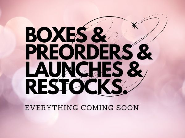 September 2021 – Everything Coming Soon