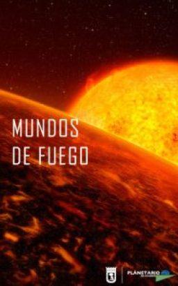 Cartel del audiovisual Mundos de fuego.