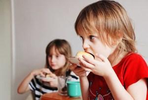 kids healthy meals eating habits