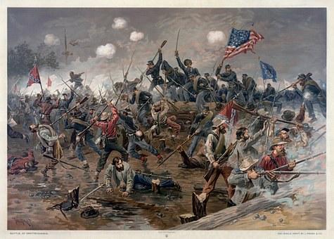 American Civil War - US history
