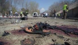 Bombing at Kabul Wedding