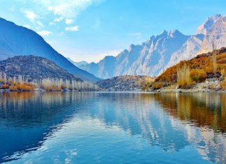 Most Beautiful Vacation Spots in Pakistan