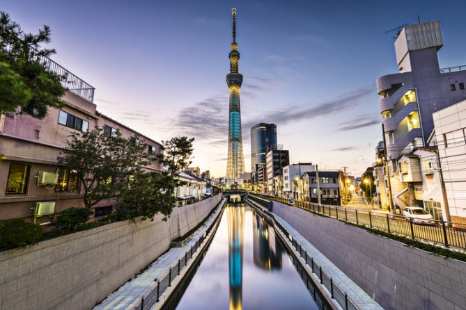 best things to do in Tokyo